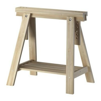 We Picked Up Four Of These Trestle Style Legs Called Vika Artur In An