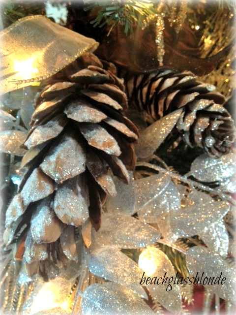 tree pinecones 2
