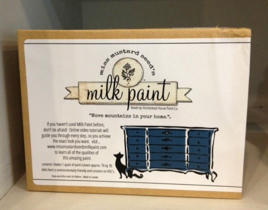 FF Nest milkpaint box