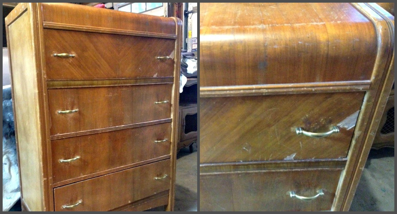Diy Repairing Wood Veneer Furniture Wooden Pdf Barrister