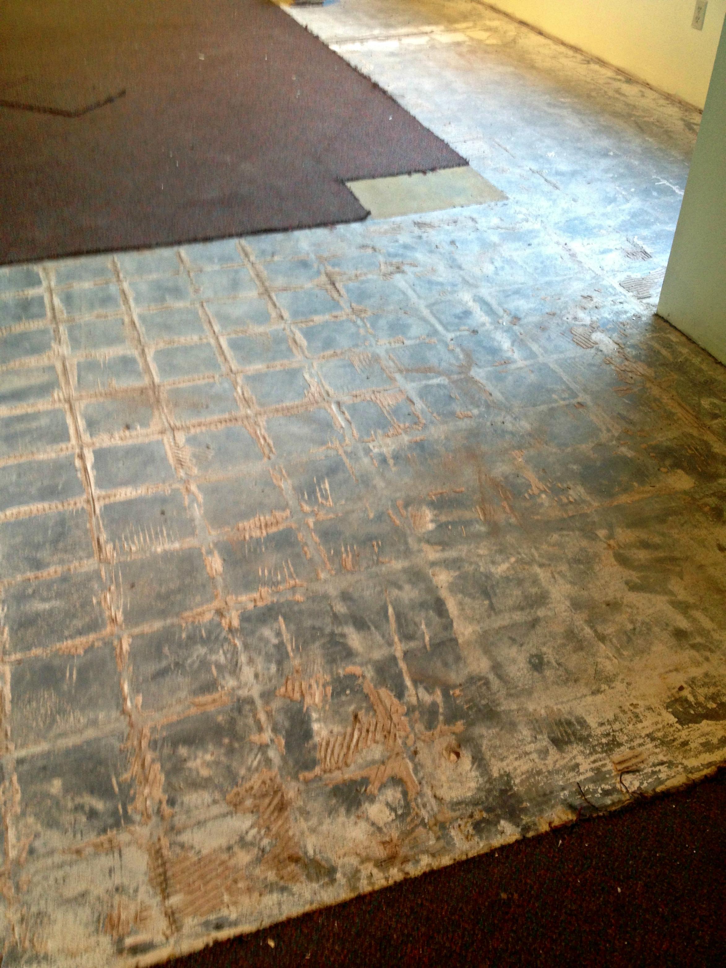 shop floor tile